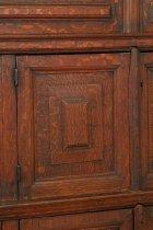 Image of detail, door panel