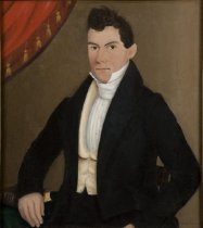 Image of Portrait of Captain John Cole (without frame)