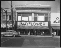 Image of [Mayflower store] - Negative, Film