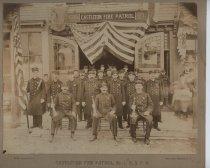 Image of [Castleton Fire Patrol No. 1] - Print, Photographic