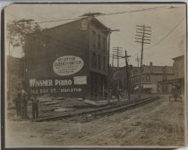 Image of Monroe Avenue and Victory Boulevard, Tompkinsville, 1903