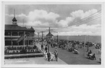 Image of Scenic Railway, Midland Beach, published by W.J. Grimshaw, ca. 1905-1915