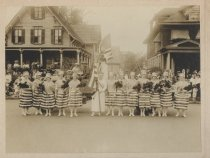 Image of Radiant Star Council in Flag Day Parade, Staten Island, June 11, 1921