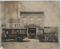 Image of [C.A. Scheiper commercial vehicles] - Print, Photographic