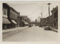 Image of Amboy Road, Pleasant Plains, ca. 1930