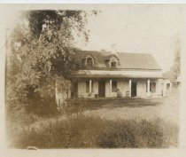 Image of Christopher House, Willowbrook, photo by G. Tredwell, ca. 1899