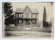 Image of Edwards-Barton House, Richmond, photo by W. Barton, ca. 1900
