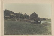 Image of Geib's Mill, Richmond, photo by F.M. Simonson, ca. 1910