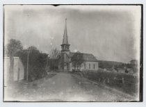 Image of St. Patrick's Church, Richmond, photo by Coleman Benedict, before 1907