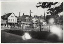Image of Arthur Kill Road at Center Street, Richmond, Staten Island, ca. 1920s