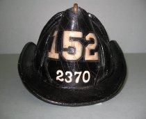Image of Helmet, Fireman's - Fireman's Helmet