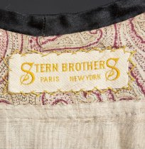 Image of detail of label
