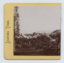 Image of Tompkinsville and the Narrows, stereoview by H. Hoyer, ca. 1859