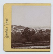 Image of New Brighton, stereoview by H. Hoyer, ca. 1859