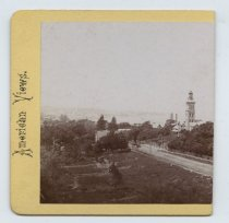 Image of St. Mary's Church, Clifton, stereoview by H. Hoyer, ca. 1859