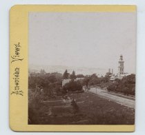 Image of [St Mary's Church, Clifton] - Stereoview