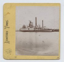 Image of [Ferryboat Josephine] - Stereoview