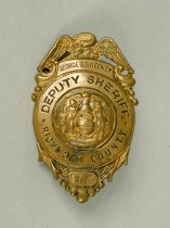 Image of Badge, Police -