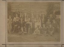 Image of [Bachmann's Brewery employees] - Print, Photographic