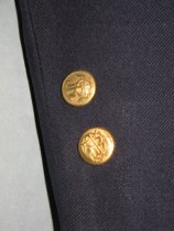 Image of detail, buttons on sleeve