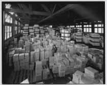 Image of [Warehouse interior, Foreign Trade Zone] - Negative, Film