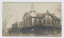 Image of Killmeyer's Union Hotel, Kreischerville, ca. 1900