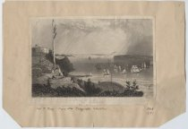 Image of New York Bay (From the Telegraph Station), 1847