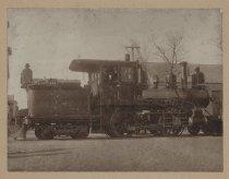 Image of [Engine 18, Staten Island Rapid Transit] - Print, Photographic