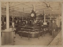 Image of Benedict Brothers Jewelry Store, Manhattan, ca. 1900