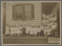 Image of First Class, Port Richmond Day Nursery, ca. 1895