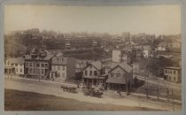 Image of View from Pavilion Hill, photo by Isaac Almstaedt, ca. 1885