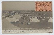 Image of Postcard, Richmond County Fair at Dongan Hills, photo by A. Loeffler, 1905