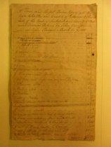 Image of Edward O. Perine estate inventory 1818 (item 78)