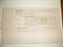 Image of Appointment of Henry Perine, 1816 (item 77)