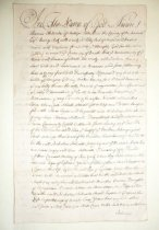 Image of Will of Thomas Stillwell (copy, 1704) (item 14)