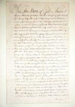 Image of Will of Thomas Stillwell (copy, 1704) (item 14)