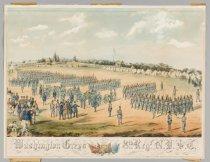 Image of Washington Greys 8th Regt. N.Y.S.T., 1859