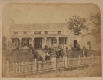 Image of Dr. Robert H. Golder's house, Rossville, ca. 1880s