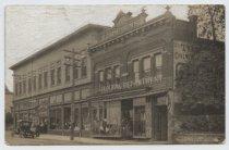 Image of Postcard, Tompkins Department Store, ca. 1911