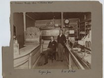 Image of [Pharmacy interior, possibly Terrace Pharmacy] - Print, Photographic