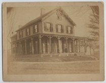 Image of Flake family home, ca. 1890