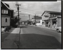 Image of Nelson Avenue and Amboy Road, photo by Herbert A.  Flamm, 1955