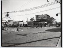 Image of [Bay Street at Wave Street] - Negative, Film