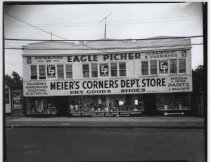 Image of Meier's Corners Department  Store, photo by Herbert A. Flamm, 1949