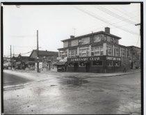 Image of Sunnyside Club, photo by Herbert A. Flamm, 1952
