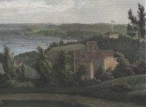 Image of detail, John Westervelt House