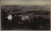 Image of View from Todt HIll, photo by Isaac Almstaedt, ca. 1885