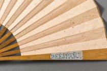 Image of detail of inscription on guardstick