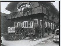 Image of Swiss Chalet Restaurant, photo by Herbert A. Flamm, 1952