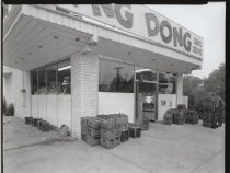 Image of Ding Dong dairy store, photo by Herbert A. Flamm, 1966